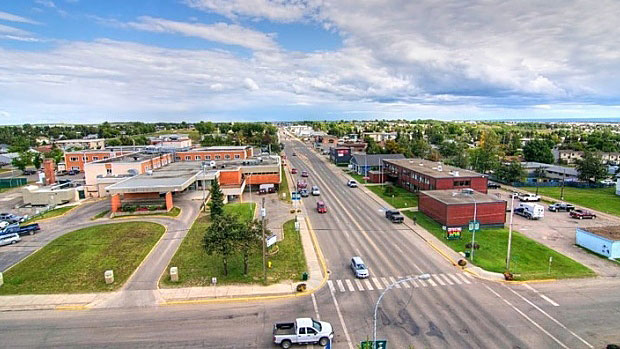 fort st. john needs to expand city limits to accommodate anticipated population growth